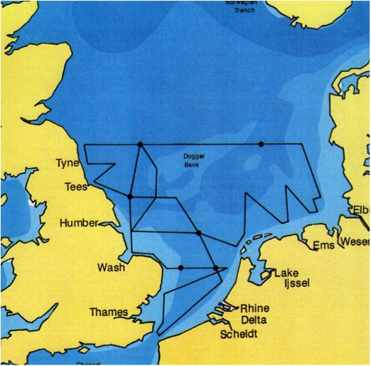 North Sea Project - monthly surveys